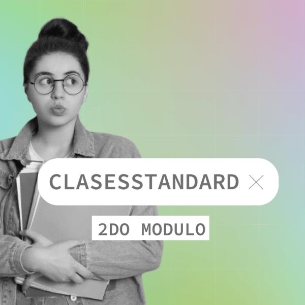 Clases Standard 2do Modulo
